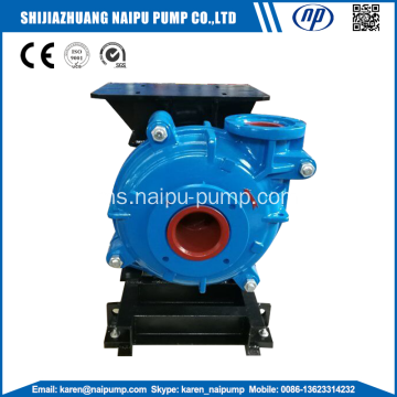 6 / 4D-AH Jaw crusher machinery mine slurry transport pump